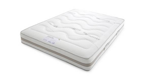 Sleepeezee Luxury 2000 Mattress Double (4 ft 6) Mattress