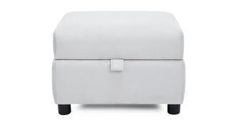 Slouch Storage Footstool