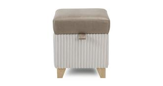 Snug Storage Dressing Stool