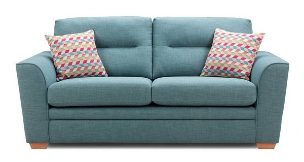 Soda 3 Seater Sofa Removable Arm