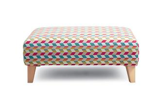 Pattern Banquette Footstool Topic Pattern