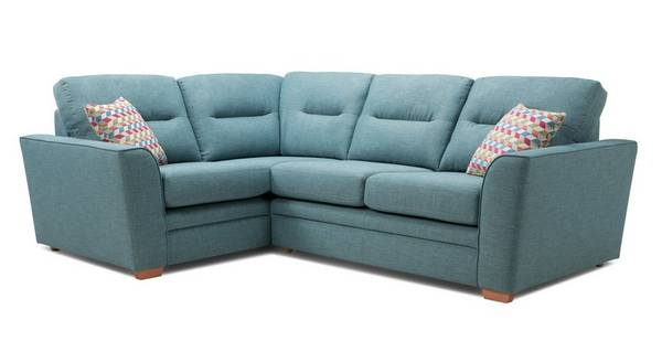 Soda Right Hand Facing 2 Seater Corner Sofa