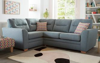 Corner Sofas In Both Leather Fabric Dfs