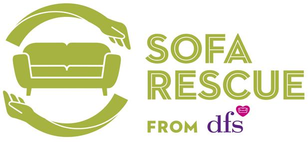 Sofa Rescue DFS Logo