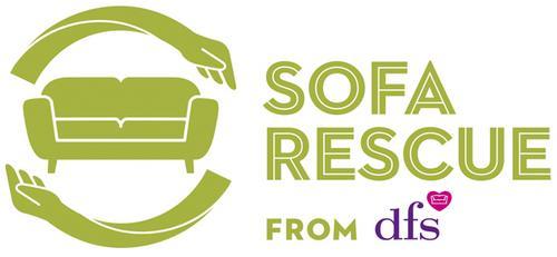 Sofa Rescue DFS Logo