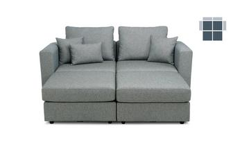 4 Seats, 4 Sides - So Square - Casual Fabric
