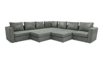 10 Seats, 12 Sides - The Den - Endure Fabric