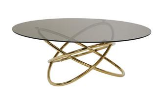 Solaris Oval Coffee Table Solaris