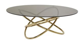 Solaris Oval Coffee Table