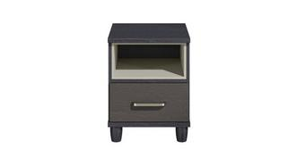 Solemn 1 Drawer Chest with Shelf