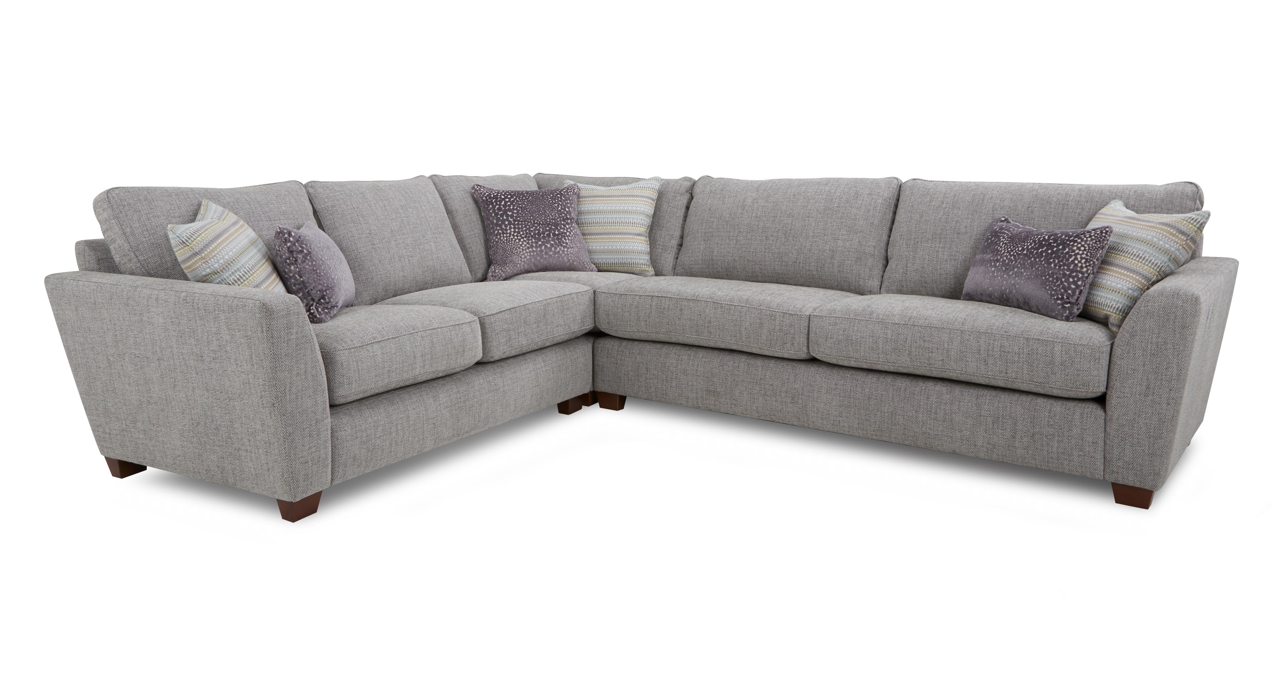 Sophia right hand facing 3 seater corner group dfs parisarafo Image collections