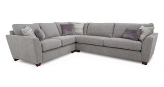 Sophia Right Hand Facing 3 Seater Corner Group