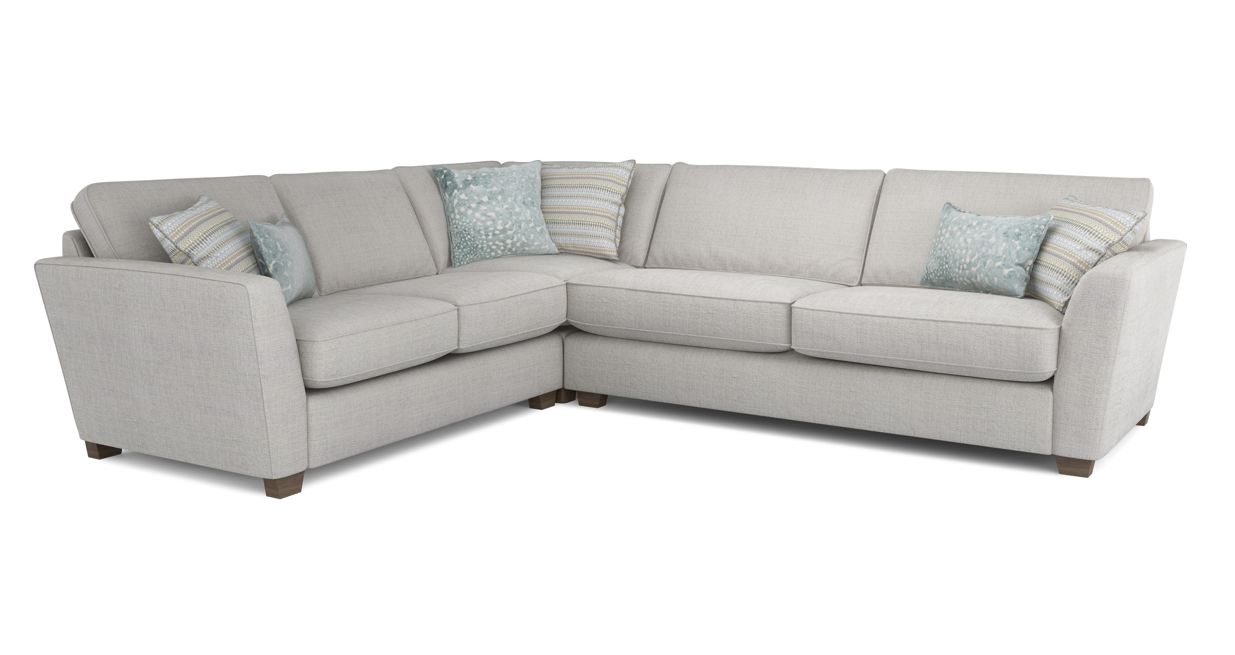 watch e0368 01476 Sophia: Right Hand Facing 3 Seater Corner Group