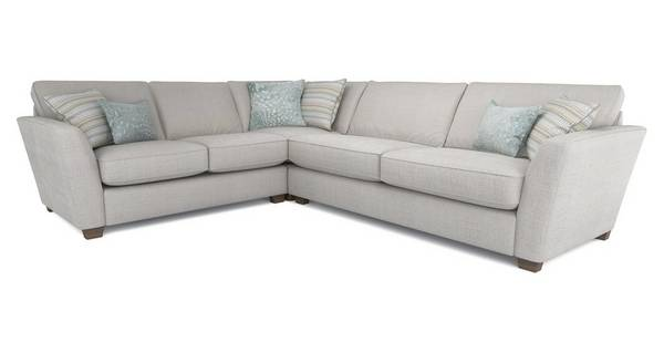 Sophia Right Hand Facing 3 Seater, L Shape Sofas Dfs