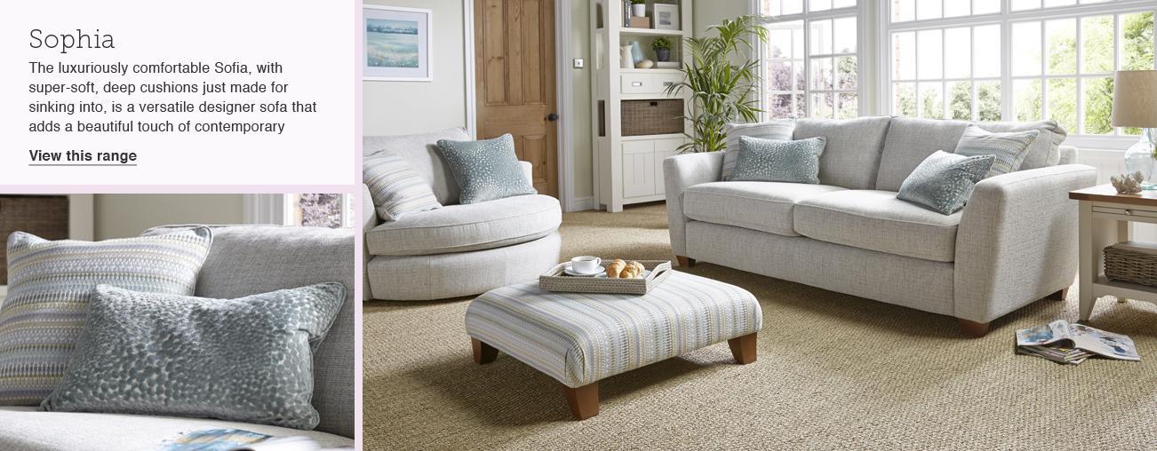 House Beautiful Sofa