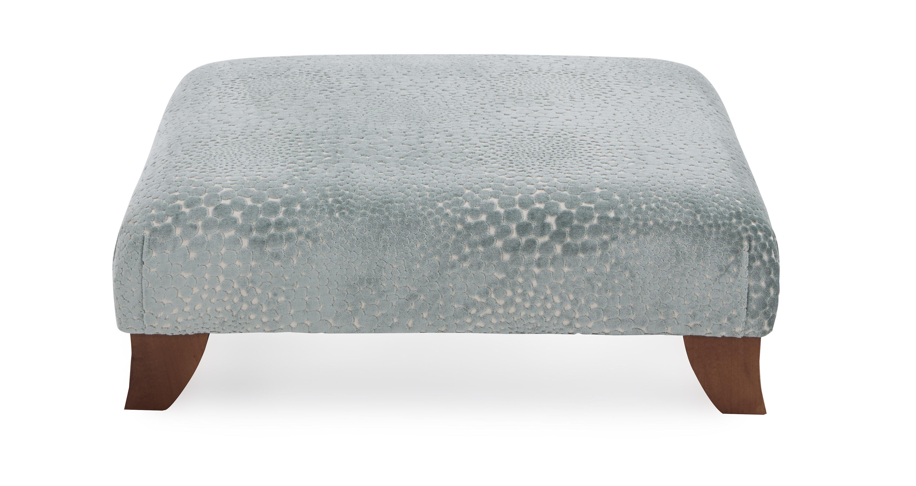 sophia patterned footstool dfs ireland