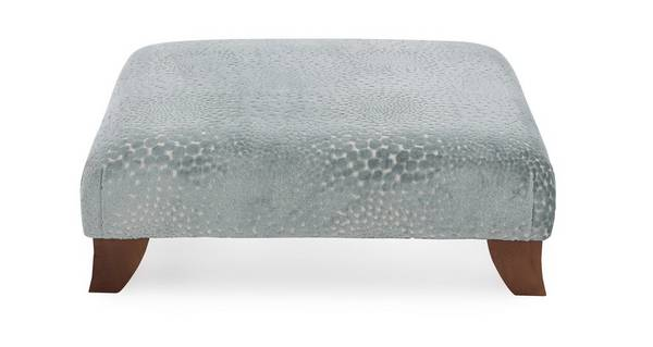 Sophia Patterned Footstool