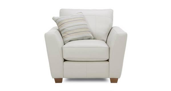 Sophia Leather Armchair