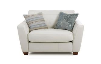 Cuddler Sofa Sophia Leather