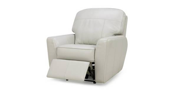 Sophia Leather Clearance Electric Recliner Chair