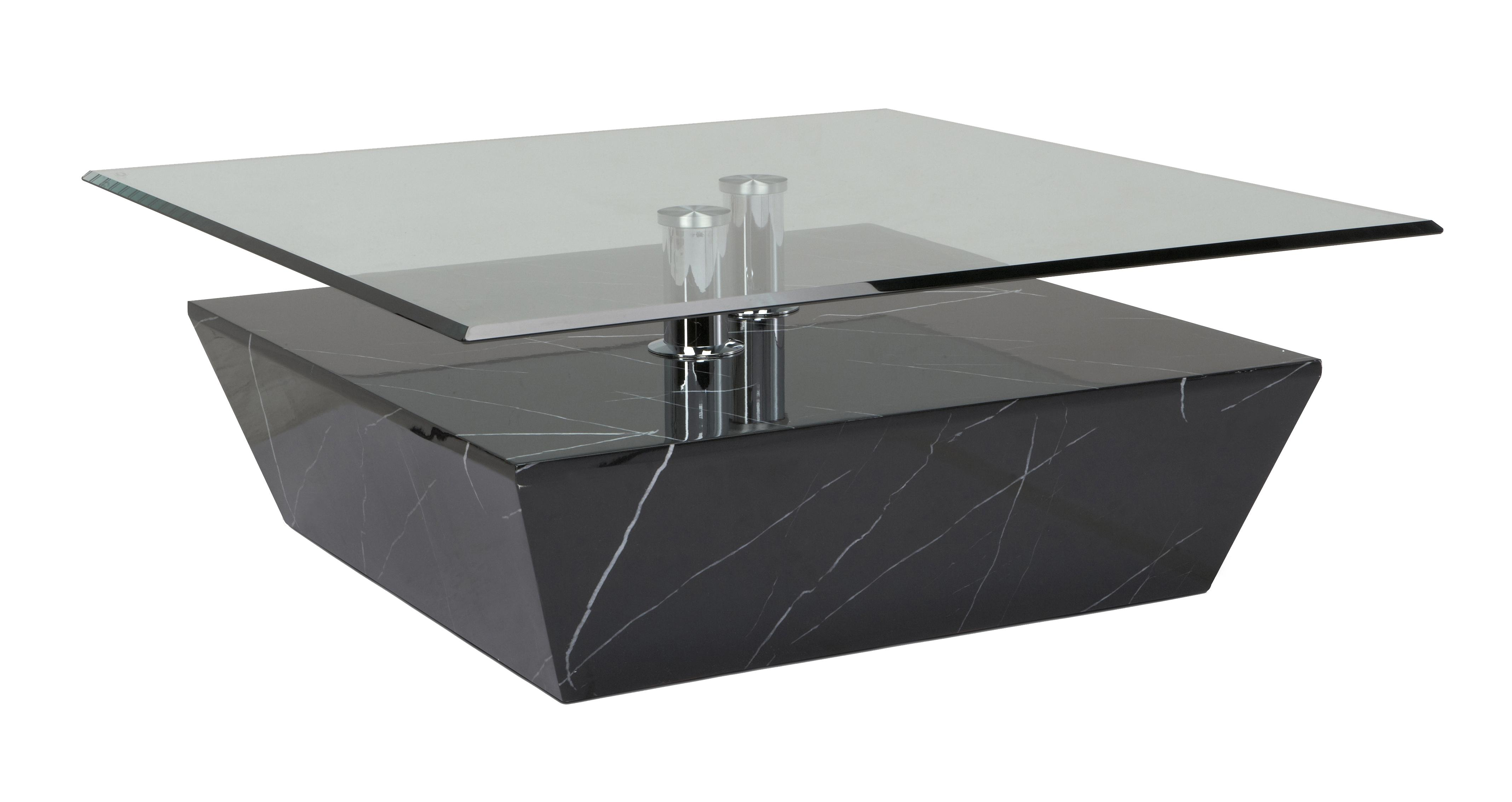 Sparta Square Coffee Table Sparta Faux Marble DFS Ireland