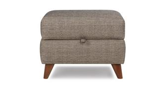 Spencer Storage Footstool