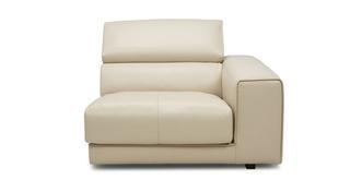 Spiatzo Right Hand Facing Arm 1 Seat Unit