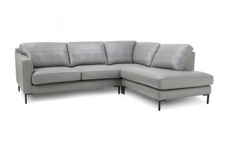 Left Hand Facing Arm 3 Piece Corner Sofa