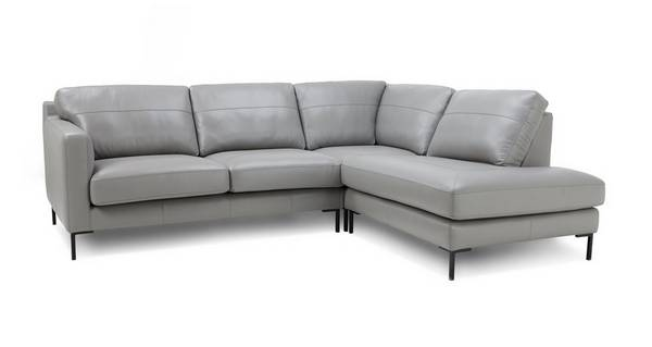 Spirito Left Hand Facing Arm 3 Piece Corner Sofa