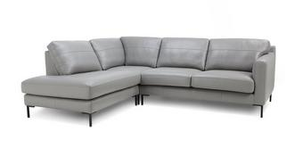 Spirito Right Hand Facing Arm 3 Piece Corner Sofa