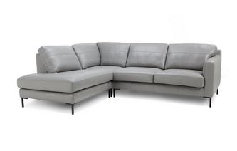 Right Hand Facing Arm 3 Piece Corner Sofa Brooke