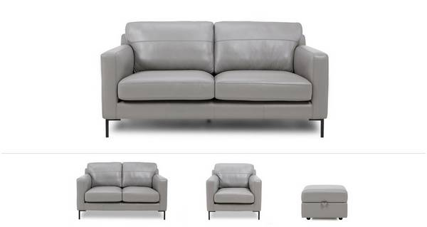 Spirito Clearance 3 Seater, 2 Seater, Chair and Storage Footstool