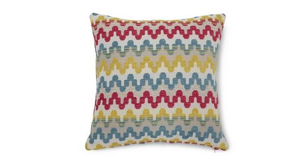 Sprint Pattern Scatter Cushion