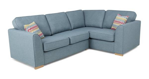 Sprint Left Hand Facing 2 Seater Corner Sofabed