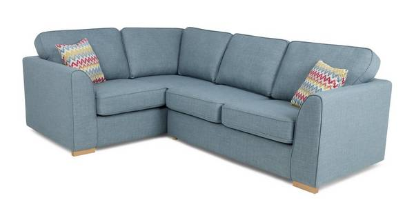 Sprint Right Hand Facing 2 Seater Corner Sofabed