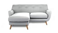 Edd 3 Seater Sofa Lounger