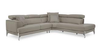 Stage Left Arm Facing Small Corner Sofa