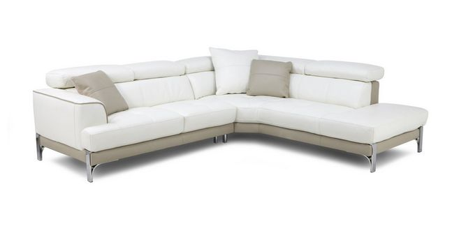Magnificent Stage Left Arm Facing Small Corner Sofa Home Interior And Landscaping Pimpapssignezvosmurscom