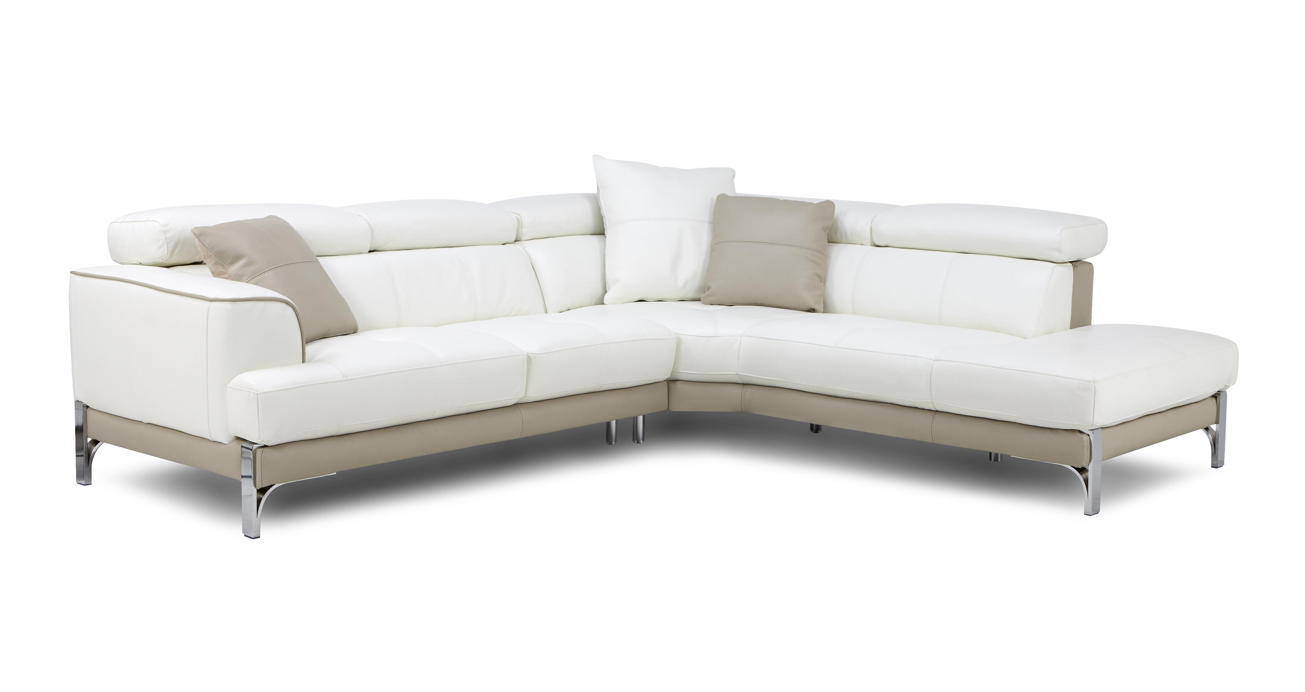Stage Left Arm Facing Small Corner Sofa New Club Dfs Ireland
