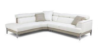 Stage Right Arm Facing Small Corner Sofa