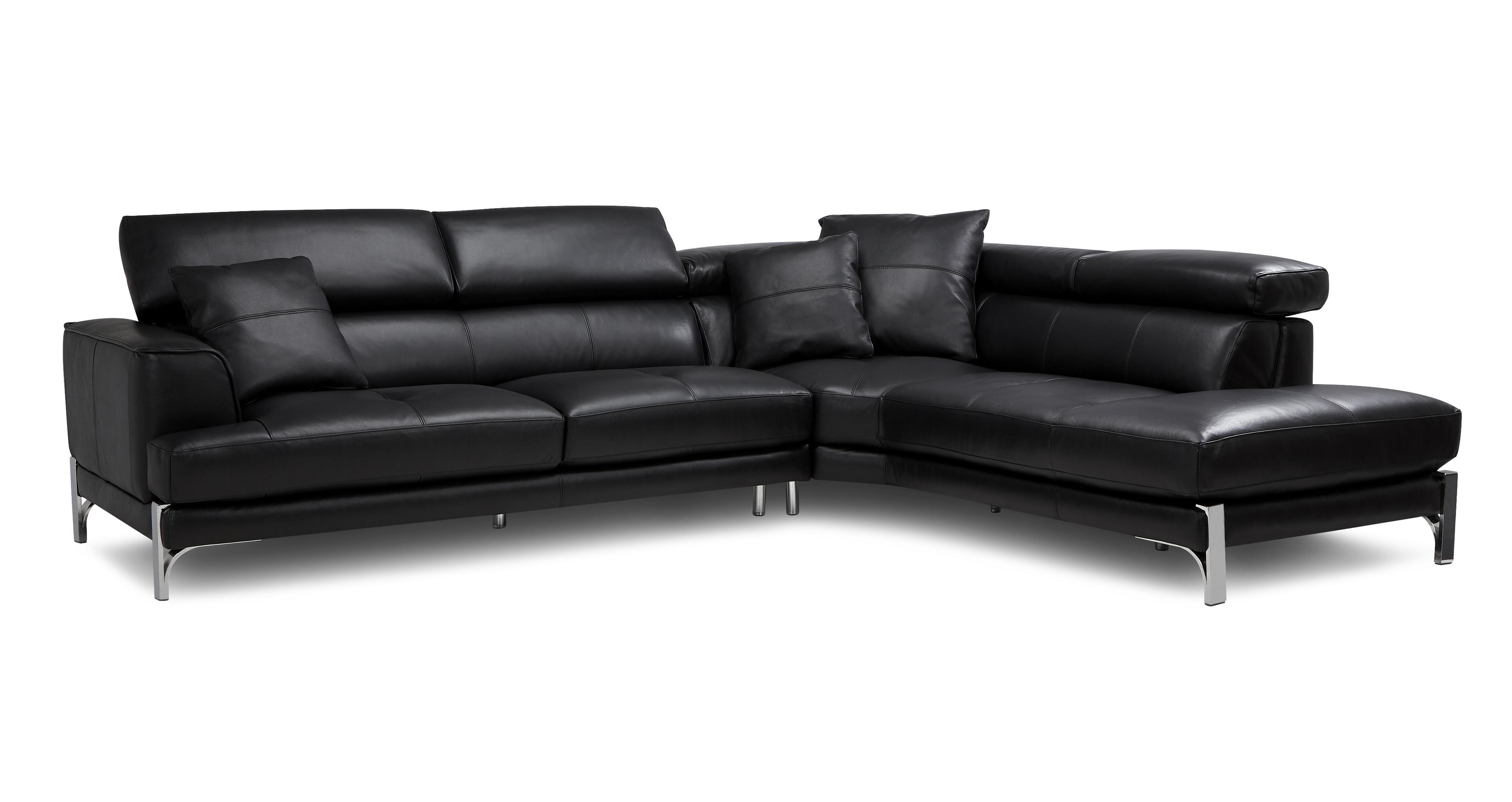 Large Corner Sofa Dfs: Stage Left Arm Facing Large Corner Sofa New Club