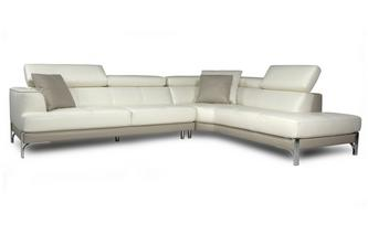 Left Arm Facing Large Corner Sofa