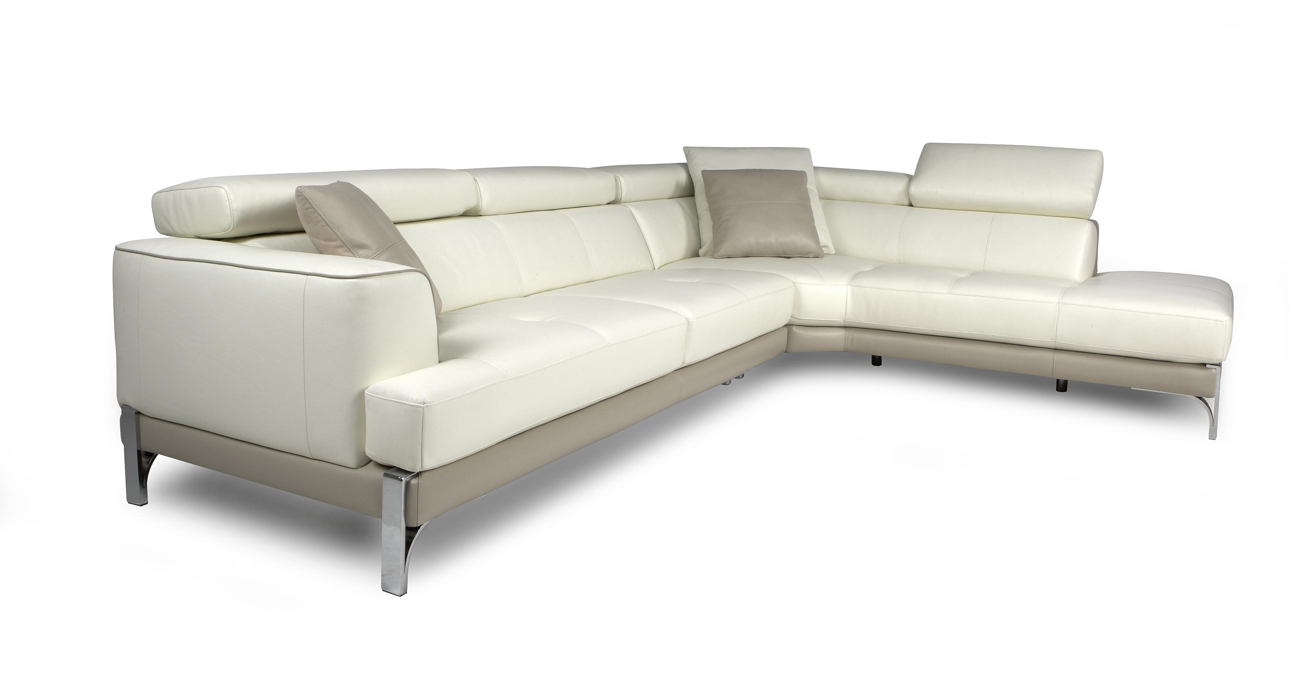 Stage Left Arm Facing Large Corner Sofa New Club