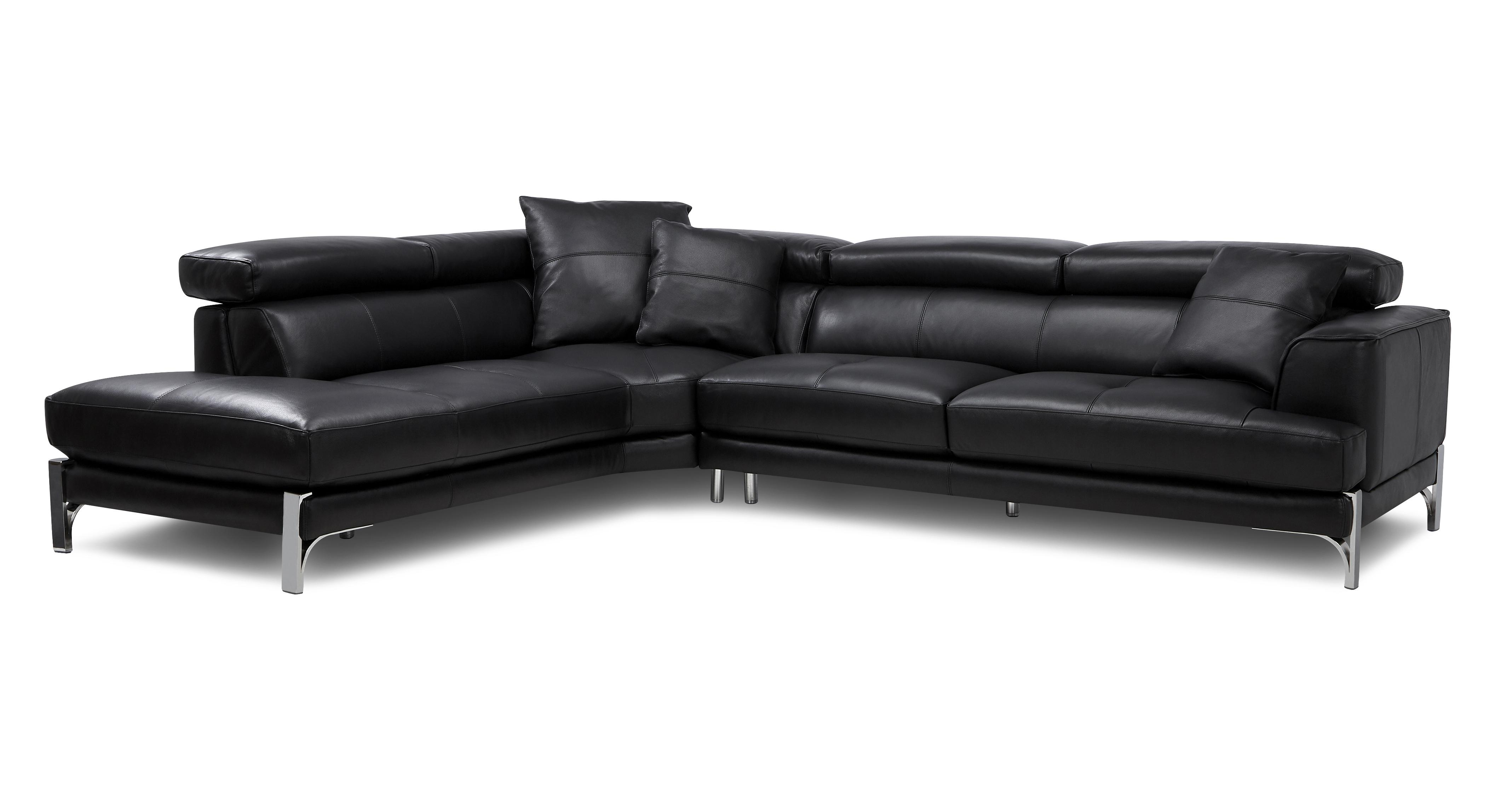 Stage Right Arm Facing Large Corner Sofa New Club Dfs