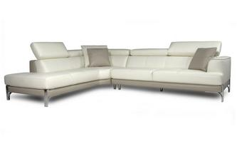 Right Arm Facing Large Corner Sofa New Club