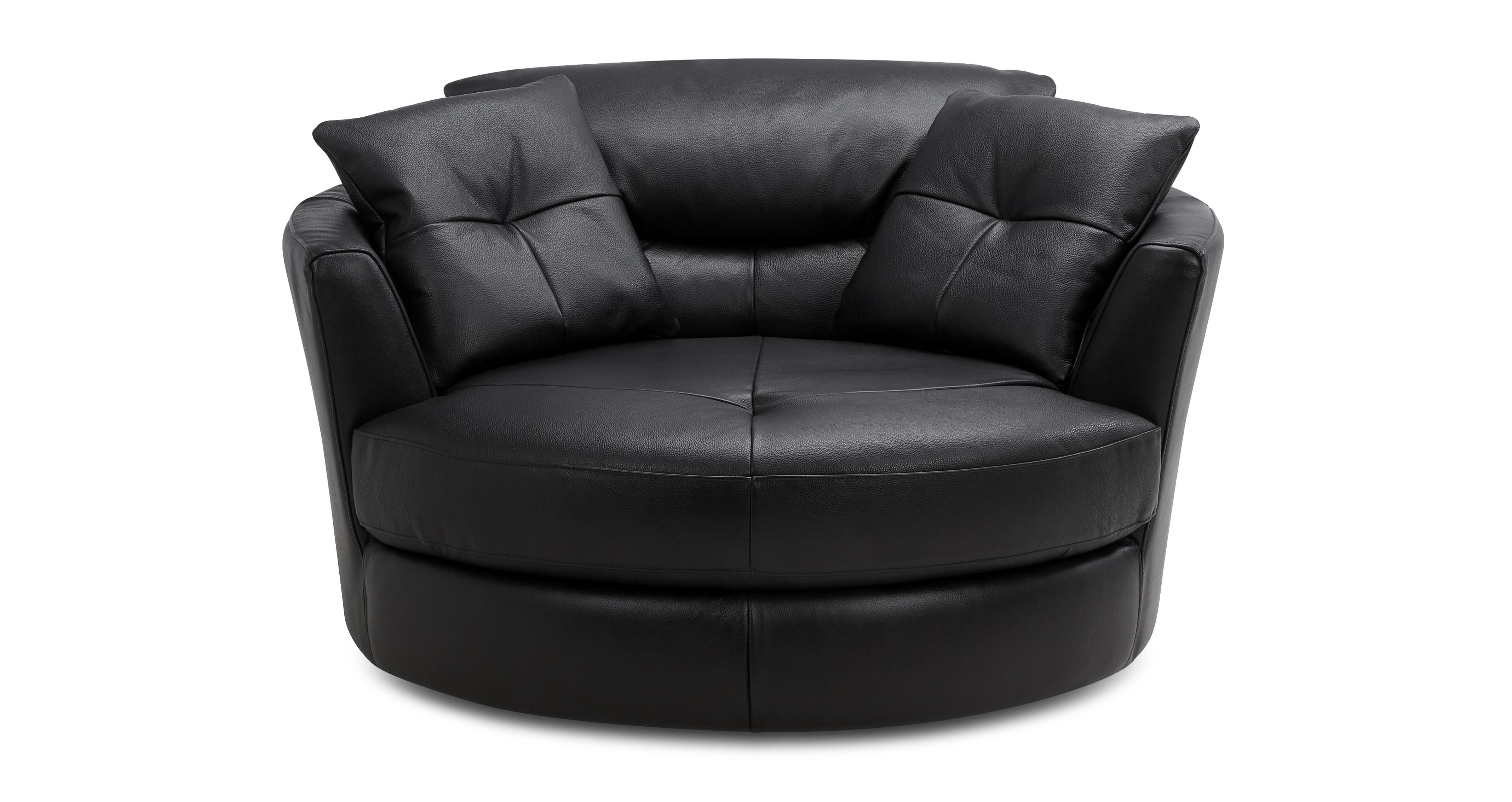 Stage Large Swivel Chair New Club Dfs Ireland