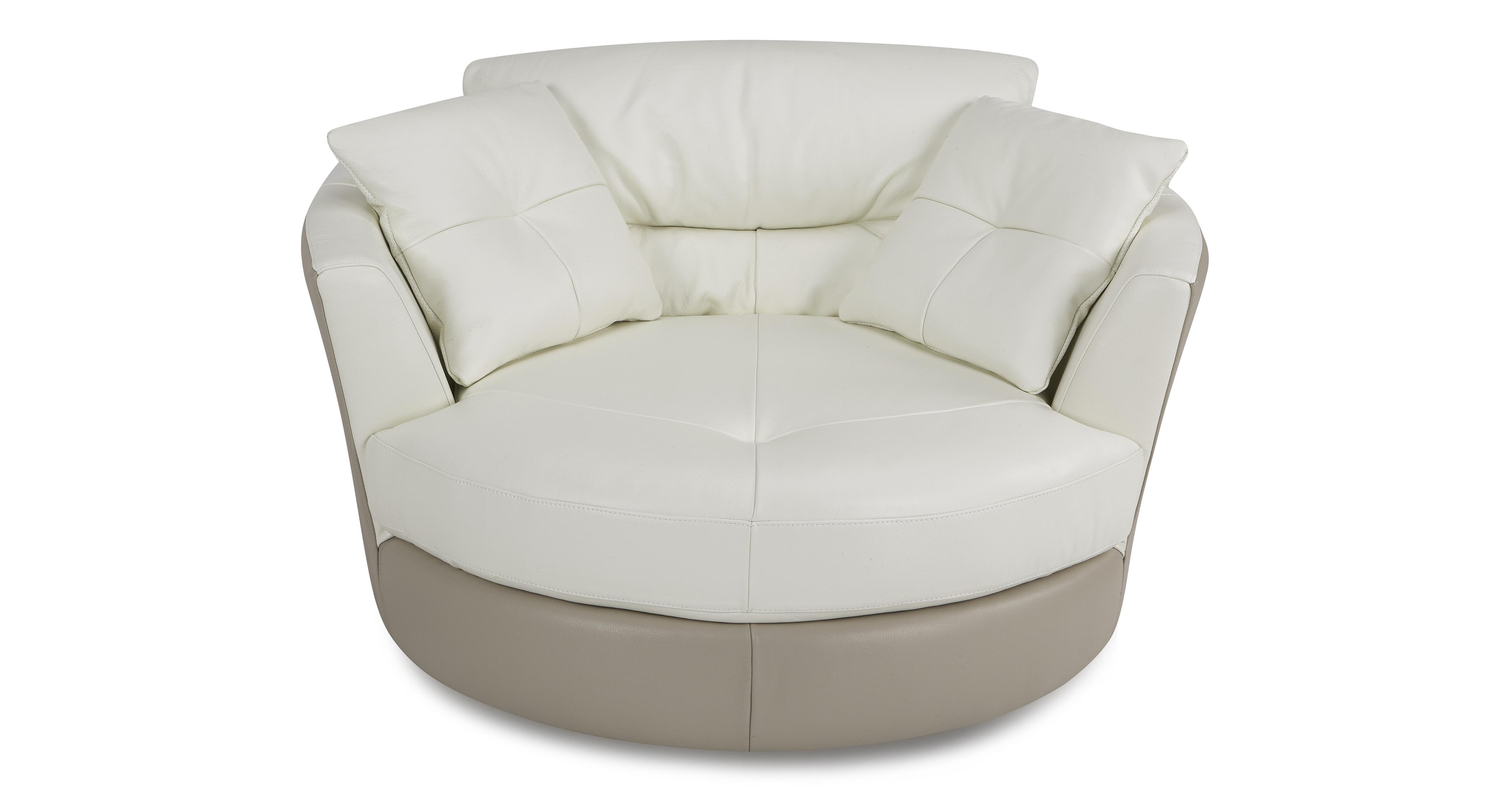 cuddler swivel sofa chair