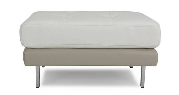 Stage Rectangular Footstool