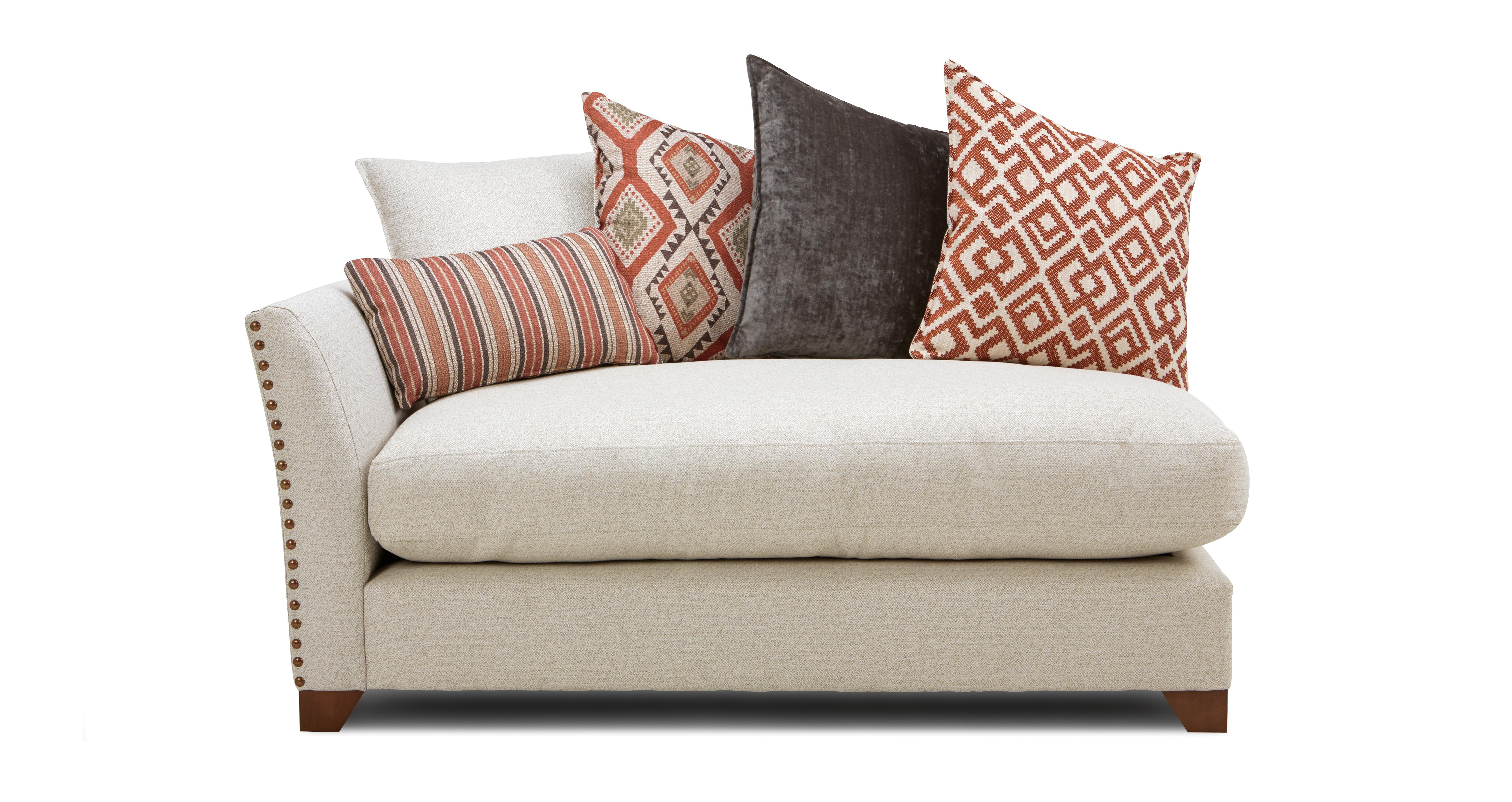 Fabric Corner Sofas In A Range Great Styles Browns