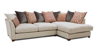 Stanton Left Hand Facing Arm Medium Corner Sofa